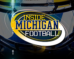 Image result for inside michigan football