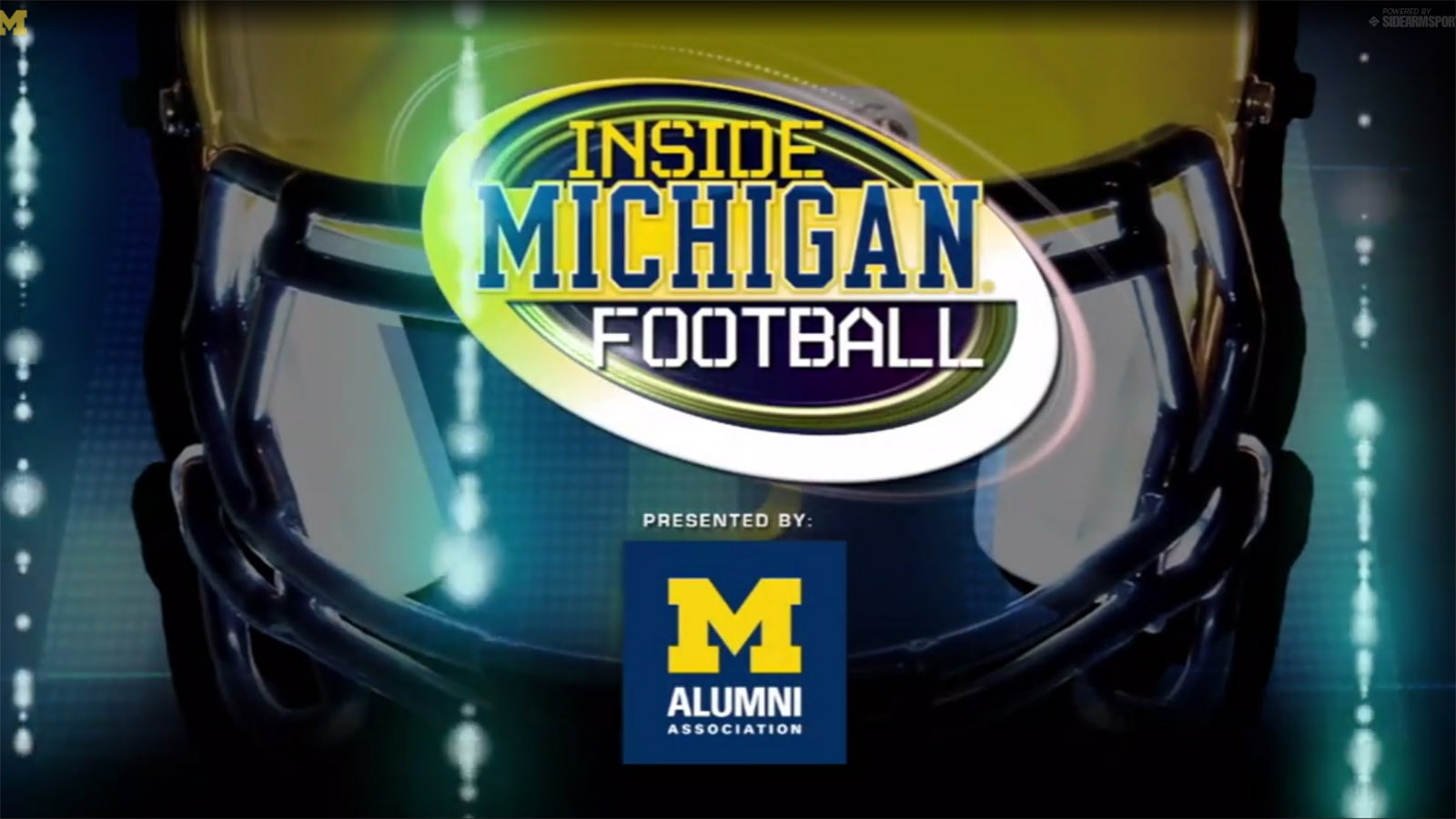 Image result for inside michigan football logo
